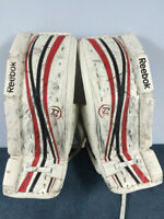 "28+1"" Reebok P4 14K Junior goalie pads - $125"
