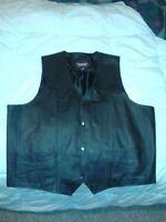 Leather Jacket/Vest
