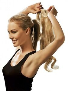 "New* Bellami Wrap Ponytail 160g 20"" - Ash"