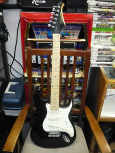 Silvertone Electric Guitar