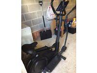 Reebok electric crosstrainer / exercise bike