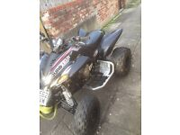 Quadzilla 450 sport road legal quad 2012