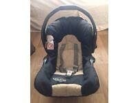 Graco Junior Baby Car Seat Newborn
