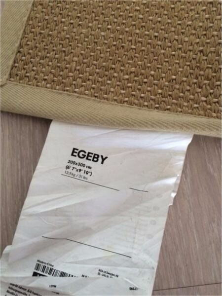 Egeby Rug Ikea