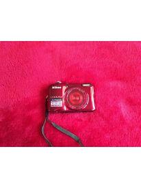 Nikon coolpix camera hardly used