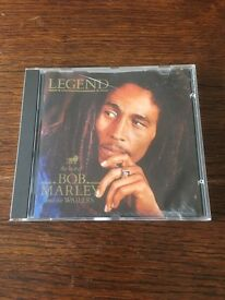 Bob Marley & The Wailers Legend 1984 CD