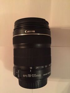 Canon 18-135mm in perfect condition
