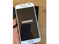 Samsung Galaxy s7 unlocked to any sim