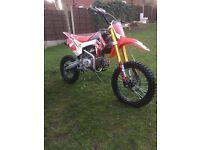 Pitbike WPB. 140cc mint !!!
