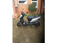 KYMCO AGILITY 50CC 2011 SCOOTER NO TAX NO M.O.T SPARES REPAIRS NON RUNNER