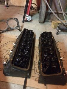 5.7 l Chevy heads