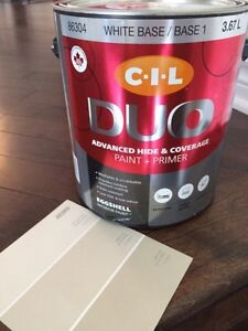 CIL Paint NEW never opened