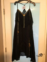 New with tags Free People Enchanted Rock Dress size med