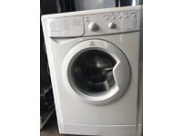 Indesit washing machine 7 kg fully working order for sale