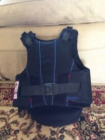 Riding Child's Body Protector