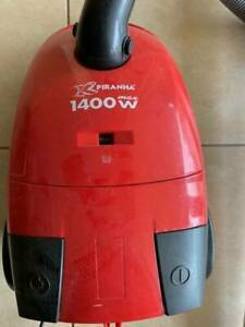 piranha 1400w vacuum cleaner