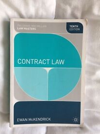 Contract law text book