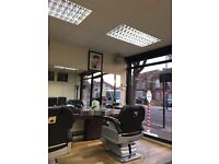 Barbering course