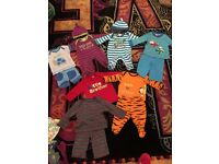 Lovely baby boys designer bundle age 0-3 months