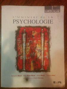 L'Univers de la psychologie