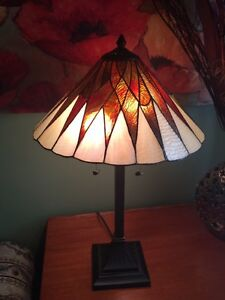 Glass lamp Edmonton Edmonton Area image 2