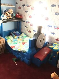 Thomas The tank engine bed - Little Tikes