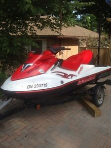 2006 wake edition 155 sea doo