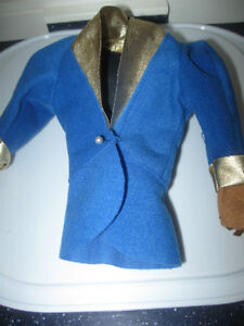 DOLL'S FORMAL DRESS-UP JACKET