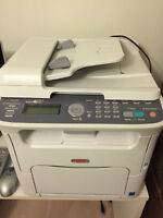 Color Laser Multifunction Printer All In One