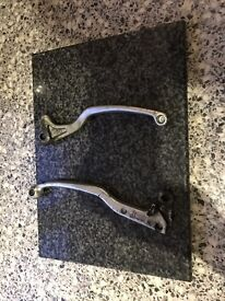 Yamaha yzf r-125 brake and clutch levers