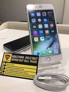 NEW REFURBISHED IPHONE 6 PLUS - WARRANTY INVOICE & ACCESSORIES Chermside Brisbane North East Preview