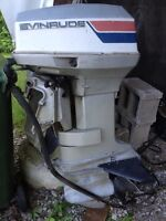 """""""1972 50HP 2 stroke outboard for sale"""""""
