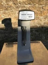 Bar top drink mixer pump