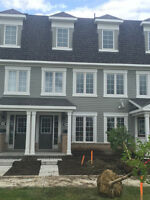 New 3 Bed 2.5 Bath Town in Kanata/Stittsville with Park View!!