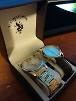 Pair of Polo Watches - New in case