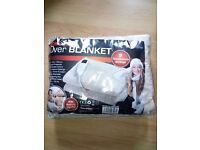 Electric Over Blanket New