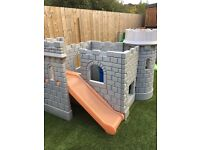 SOLD SOLD SOLD Little tikes castle for sale