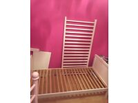 Ikea cot bed with mattress £30