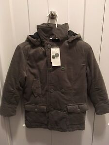 NEW - Boys MEXX Winter Coat Size 5/6 (Retail $100)