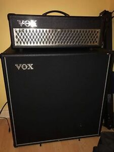 Vox Valvetronix AD100VTH Head and Matching Cabinet