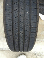 4 New MICHELIN Tires
