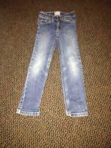Size 5 children's place girls jeans