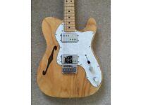 Fender 72 Thinline reissue