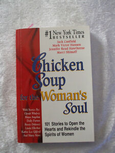 Chicken Soup Book Cambridge Kitchener Area image 1