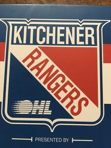 Share Kitchener Ranger's  season's tickets