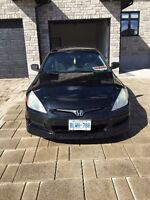 2003 Honda Accord Lx Coupe (2 door) $6000 safitied