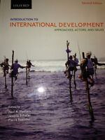 Introduction to International Development: Approaches, Actors...