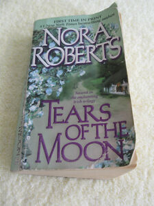 ANOTHER NORA ROBERTS NOVEL...TEARS of the MOON...