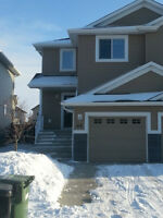 Beautiful Leduc Duplex for Rent, available July 1