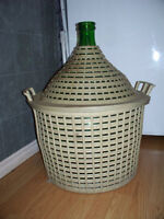 """50 L PITCHER COVER IN PLASTIC BASKET"""""""